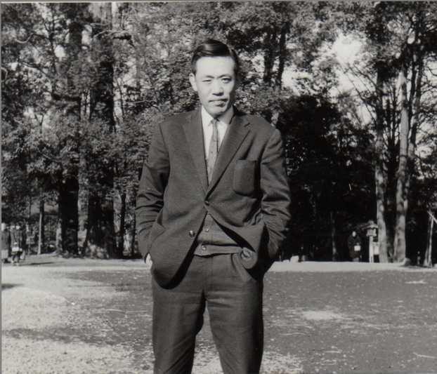 Kimono Shop さかえ屋呉服店 » Blog Archive » Father's death